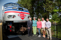 15-05-16 VIRGINIA RAILWAY EXPRESS BROAD RUN DEDICATION