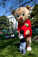 2014 WHITE HOUSE EASTER EGG ROLL